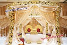#Indian #Wedding #Mandaps #Manufacturer #Dstexports
