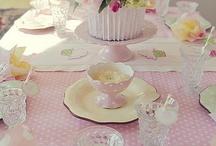 fiesta de té