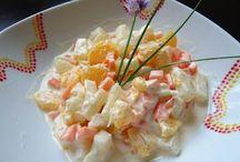 salade de ( pâte )