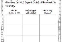 Reading Skills: predicting & inferencing