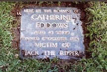 """Interesting Tombstones, Memorials & Effigies / I am a """"Graveyard Rabbit""""; someone who takes photographs of headstones for various reasons: 1) I like long walks in cemeteries, 2) Some cemeteries, have some very interesting, & occasionally famous, tombstones & 3) I volunteer for a website called FindAGrave.com, which photographs headstones to be added to the over 8 million already in the data base. Respect for those in cemeteries is almost non-existent these days & we're trying to preserve them virtually where we can't in real life. / by Christi Flynn"""