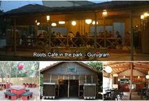 Food/Drink - Roots Cafe in the park Gurugram