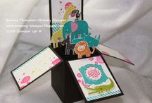 Stampin' Up! Card in a Box