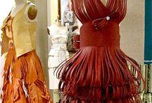 Платья из бумаги