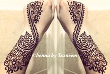 Henna designs / by Angela Medina
