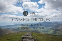 Game of Thrones Filming Locations / Game of Thrones filming locations in Northern Ireland, Morocco and Malta.