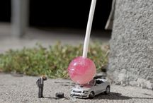 Itsy bitsy. Small. Tiny. Microscopic.