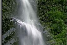 Valdez Waterfalls