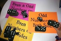 Maths - Odd & Even