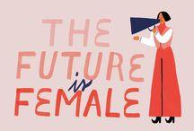 F YEAH FEMINISM!