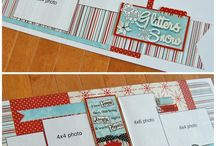 Scrapbooking - 2-page layouts