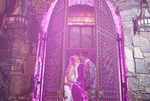 Chic Castle Wedding by Airen Miller Photography