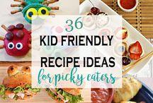 Recipes - Kids Favorites!