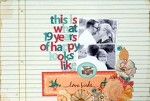 scrapbooking / by Lynette Johnson
