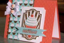 sweet cake stamp set