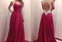 vestidos longos festa