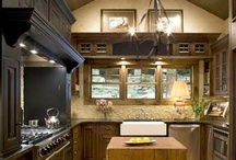 Kitchens / Dining Room Spaces + *  / by Sarah Robinson :-} X
