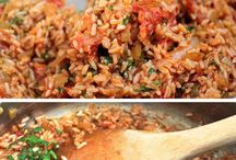 Dinners - healthy and green / Healthy, green and vegetarian dinners that I aim to try out.