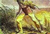 Native American Indian Wars / The brutality of wars with the Native Americans is documented from first hand accounts.