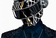 Daft Punk / by 笑 丹
