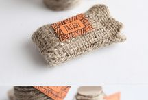 Handmade packaging