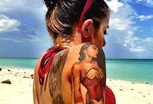 Tattoos / by Martin Braun-Labossiere