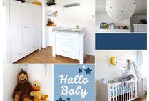 Dekoideen für das Kinderzimmer / decorating ideas for baby´s room / Dekoideen für das Kinder- und Babyzimmer