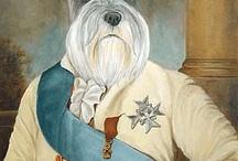 portrete - animale de companie