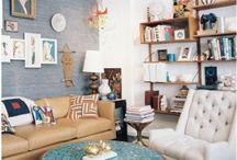 Apartment Decor / by Andrea Piel
