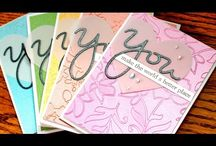 diecut inlay backgrounds tutorial