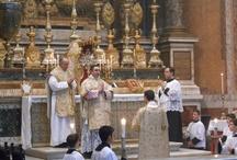 Corpus Christi / Images de la Fête-Dieu