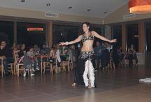 Myriam Aamina - All Seasons Cafe / Myriam Aamina - Belly dance  - Raqs Sharki