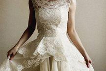 Down the aisle we go / Wedding inspiration
