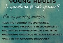 Parenting older teens/young adults