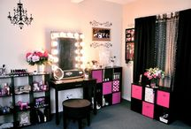 Makeup Room Ideas  / by Amy Vitolo