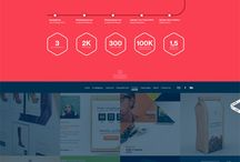 Portfolio webdesigns