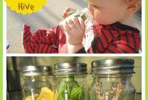 Montessori e idee creative