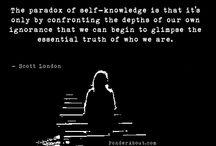 Paradoxes / Paradoxes