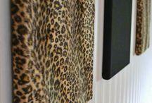 Inspirational Home Designs: Animal Print