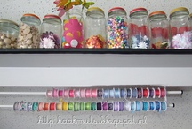 My Craft Room / by Claire