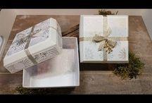 Geldgeschenk Box Schachtel