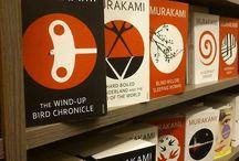Haruki Murakami-esque / Dedicated board to my favorite writer of all time, Haruki Murakami.