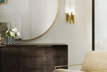Modern Interiors: Glam