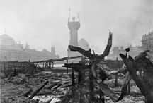 Great Chicago Fire / These photos, artifacts, and records of the Great Chicago Fire show the city prior to 1871 and the aftermath of the destruction. Learn more with our app, The Great Chicago Fire & the Web of Memory: http://www.greatchicagofire.org/