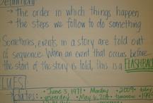 3-5 literacy / by Aimey Kane