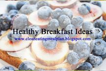 EASY and Healthy Breakfast Ideas