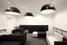 wit met zwart interieur