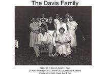 Davis family pics / by Vickie Ethridge