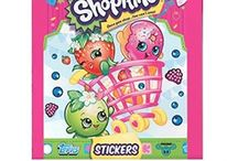 Shopkins / Toys and collectibles from the popular Shopkins series.