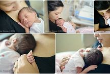 NICU Photography / Portraits of preemies while still in the NICU